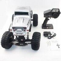 Remo 1071 SJ 1/10 2,4 ГГц 550 матовый RC автомобиль внедорожный Грузовик Рок Гусеничный RTR автоматическое устройство игрушки автомобиль для детей пода