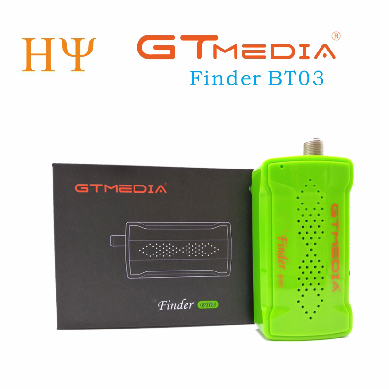 [Genuine] GTmedia  Finder BT03 DVB-S2 atellite finder BT  better satlink ws-6906, ws-6950 ws693 Freesat Finder  Finder BT01[Genuine] GTmedia  Finder BT03 DVB-S2 atellite finder BT  better satlink ws-6906, ws-6950 ws693 Freesat Finder  Finder BT01