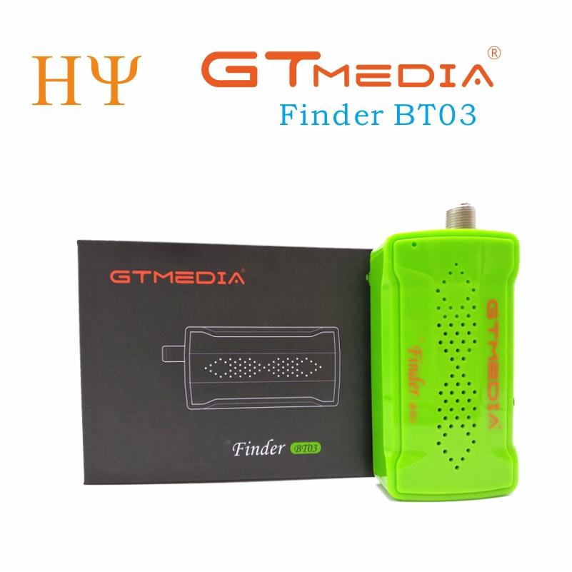 [Genuine] GTmedia  Finder BT03 DVB-S2 Atellite Finder BT  Better Satlink Ws-6906, Ws-6950 Ws693 Freesat Finder  Finder BT01