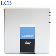 ロック解除 Linksys SPA9000 SIP iP PBX の VOIP 電話アダプタ電話 Telefone 音声サーバシステム ATA fxo FXS Telefonia アダプタ