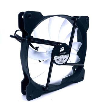 A1425L12S-S-L 140mm LED fan quiet cooling fan 140*140*25mm DC12V 0.30A(Rated Current 0.27A) computer case cooling fan 1060RPM