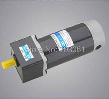 Alto potere 250 W 90mm 12 V 24 V DC motori Micro DC marcia motori spazzola DC motoriduttori Rapporto di trasmissione 6:1 Apparecchiature Elettriche Accessori