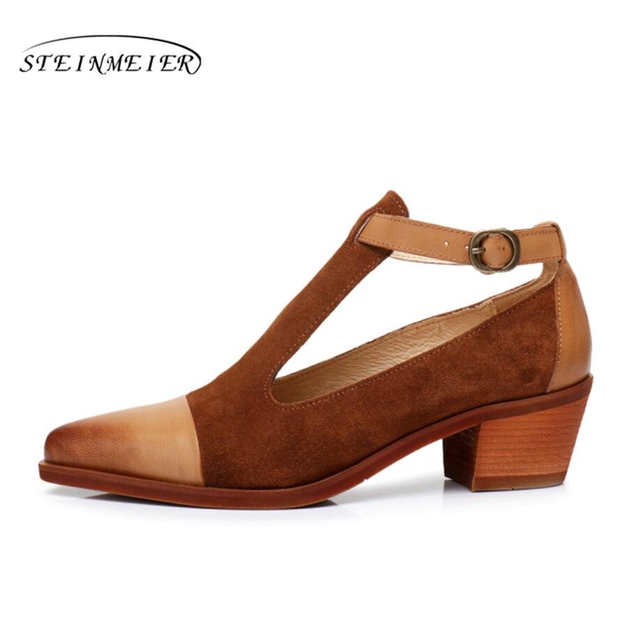 cb330c9fa5bc0 2019 Forme Chaussures Sandales Pour Femmes Brown Gladiateur Yinzo UVGqzpSM