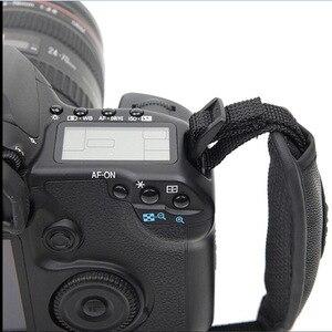 Image 5 - Darmowa wysyłka 100% gwarancji nowa kamera uchwyt na pasek na rękę dla NIKON D7000 D90 500d 50d 60d 70d 5d2 7d 6d D3000 wysokiej jakości
