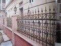 72-дюймовый высокий RPF102 жилое Кованое железо ограждение железный забор стоит плюсы и минусы железных заборов DIY против набора ограждения кон...