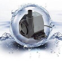 Погружной насос высокого подъема туфли на высоком каблуке встроенный в немом низкий уровень воды многофункциональный для кислородом аквариум фильтр