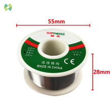 Solder Wire 0.8mm 40% tin content 100g Flux Reel Welding line