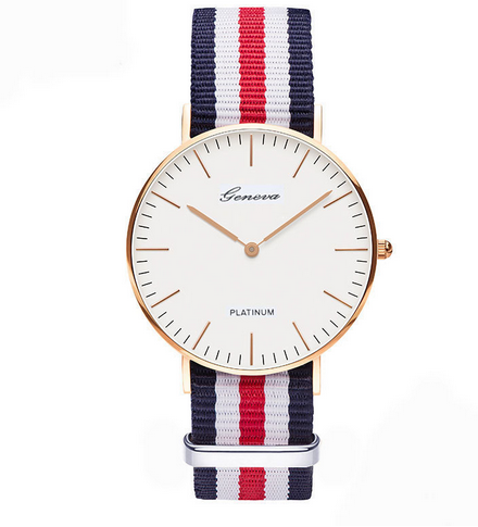 classic brand Geneva relogio feminino casual Quartz watch men women Nylon strap Dress watches women watch Relojes hombre Gift classic simple star women watch men top famous luxury brand quartz watch leather student watches for loves relogio feminino