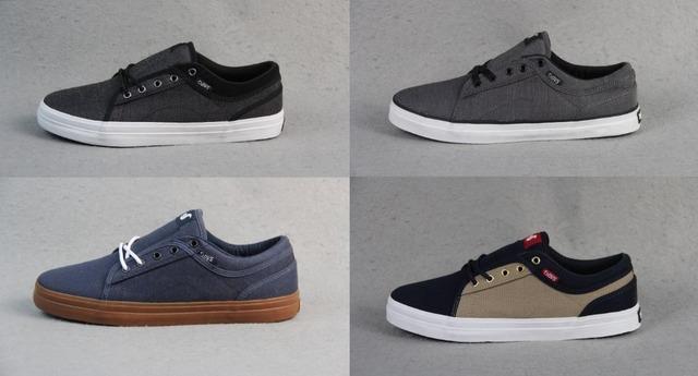 2016 DVS AVERSA Adolescentes Lona Menino Esporte Streetwear Rua Sapatos de Choque-Absorvente 4 Tipos Disponíveis