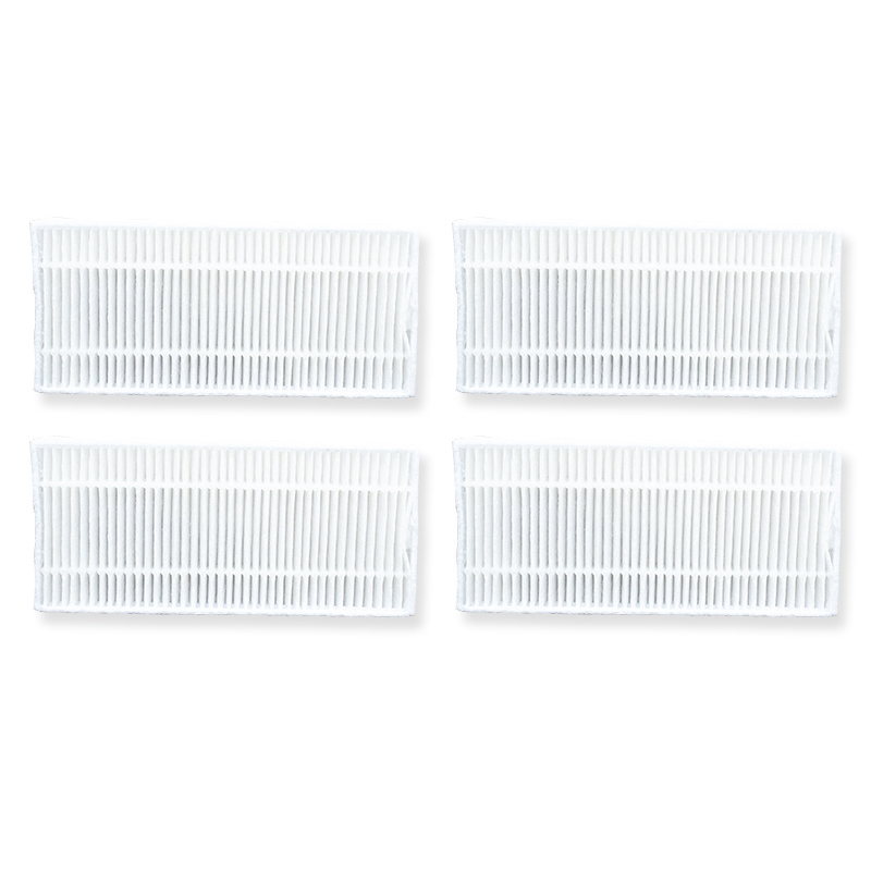 Image 4 - Side Brush Hepa Filter Mop Cloths Roller Brush for Neatsvor X500 Robot Vacuum Cleaner Accessories Roller Brush for Neatsvor X5Vacuum Cleaner Parts   -