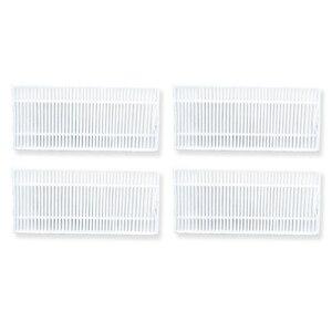 Image 4 - Side Brush Hepa Filter Mop Cloths Roller Brush for Neatsvor X500 Robot Vacuum Cleaner Accessories Roller Brush for Neatsvor X5