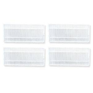 Image 4 - Yan fırça Hepa filtre paspas örtüleri rulo fırça Neatsvor X500 robotlu süpürge aksesuarları rulo fırça Neatsvor X5