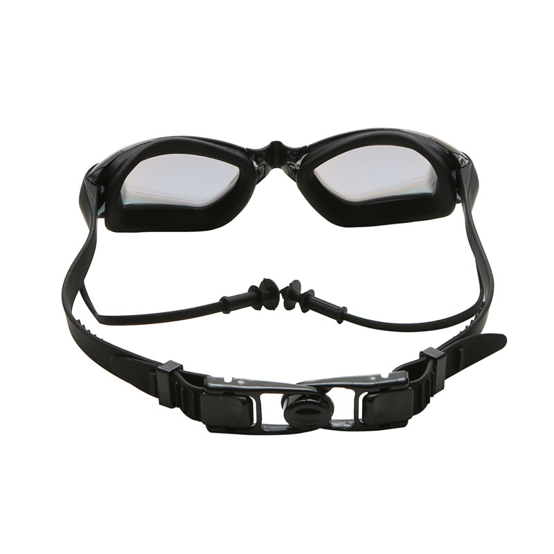 Optical Prescription Myopia Swimming Goggles For Men Women With Earplug And Adult Diving Glasses 9