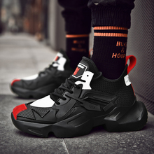 2019 Новое поступление stlysh мужские кроссовки спортивная обувь для мужчин удобная спортивная беговая Обувь для прогулок De Mujer