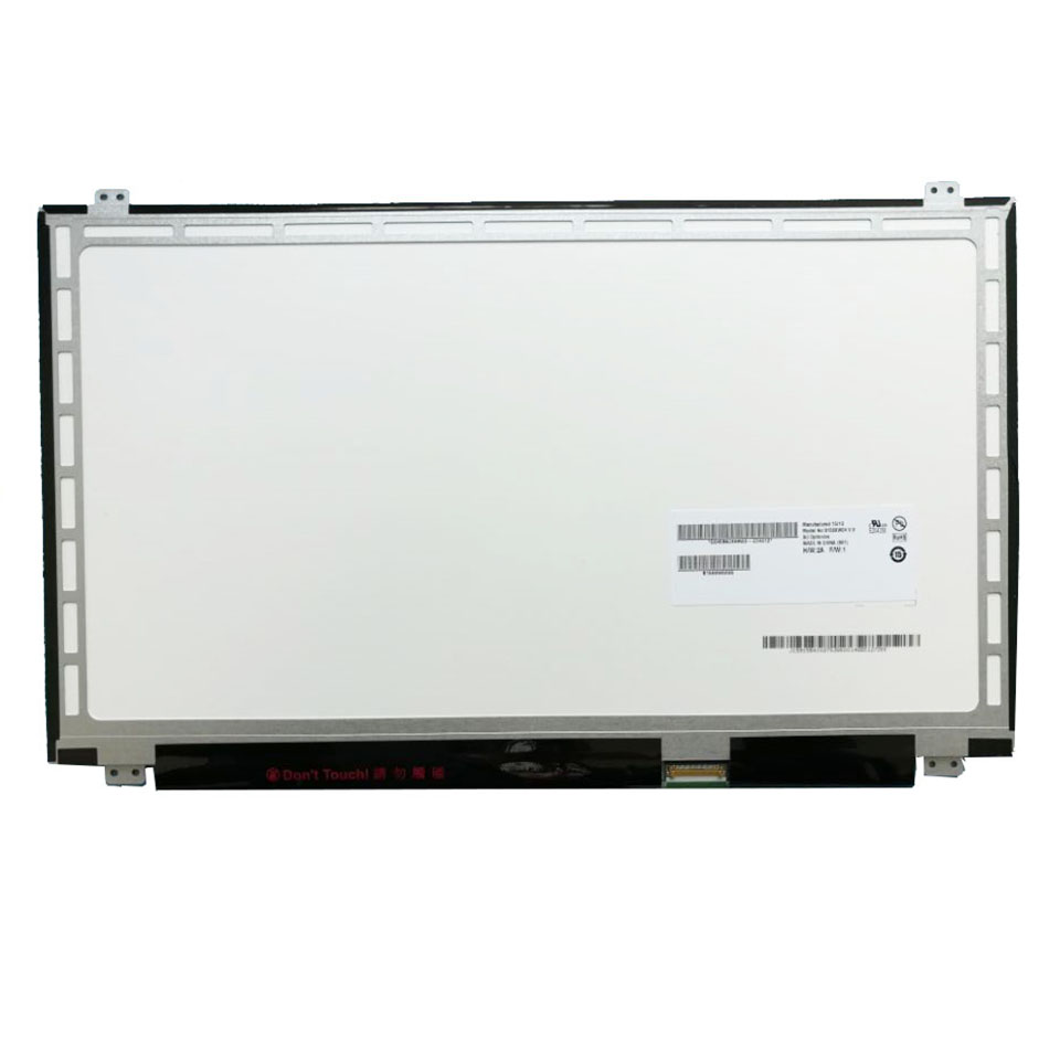 B156XW04 V 8 New 15 6 Slim eDP Panel WXGA HD LED Glossy LCD 30 Pin