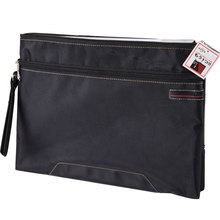 Dumei NF-396 A4  wide bottom and American oxford cloth fabric file or document bag or file pocket xn k05 04 retro pattern pvc a4 file pocket 12 pcs
