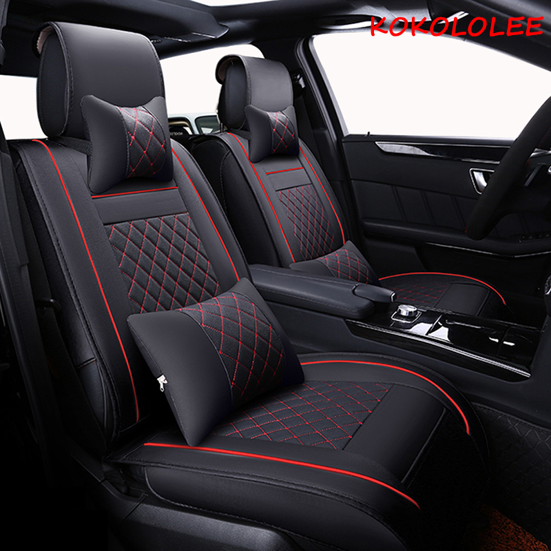 kokololee car seat cover for mercedes w203 bmw e36 e46 f10 audi a3 Jaguar xf Chrysler 300c for Lexus rx Renault logan Volvo v50 инструмент для фиксации коробки передач volvo audi bmw mercedes jtc 1848a
