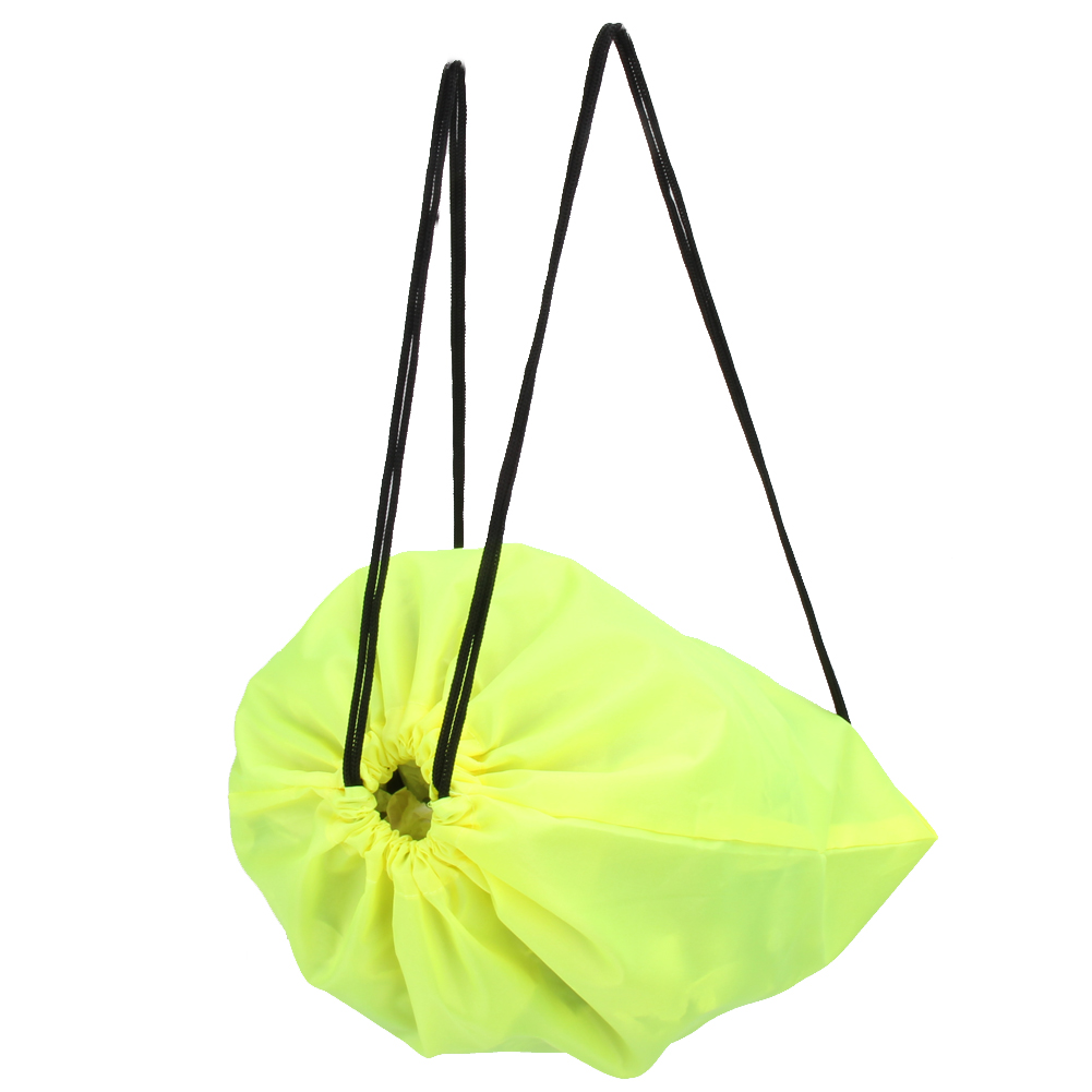 Drawstring Storage Bag  Oxford Fabric Laundry Shoe Travel Pouch Tote Drawstring Storage Bag Organizer Yellow,Blue,Red,Black