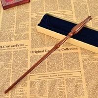 New Colsplay Metal Iron Core Luna Lovegood Magic Wand Harry Potter Magic Magical Wand High Quality