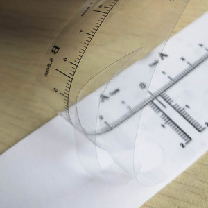 Image 2 - 10 قطع Microblading ملصقات ستنسل الحاجب لوازم ماكياج دائم المتاح قالب الحاجب قالب دليل الرسم
