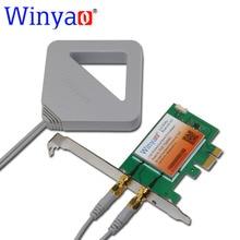 Winyao PCE 7260AC Dual Band PCi Express Desktop WiFi Adapter 7260AC 7260HMW 867Mbps Wireless PCI E
