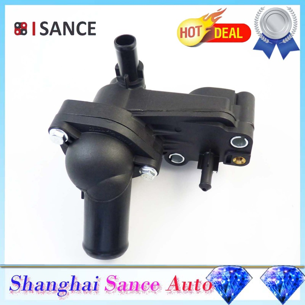 Aliexpress com buy isance coolant thermostat housing 2s4q 9k478 ad for ford c max fiesta galaxy focus mondeo s max 1 8 2007 2008 2009 2010 2013 from