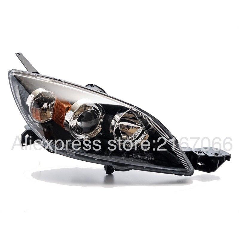 Headlight Right For Mazda 3 Hatchback Axela 5d 2003 2008 Headlamp Penger Side