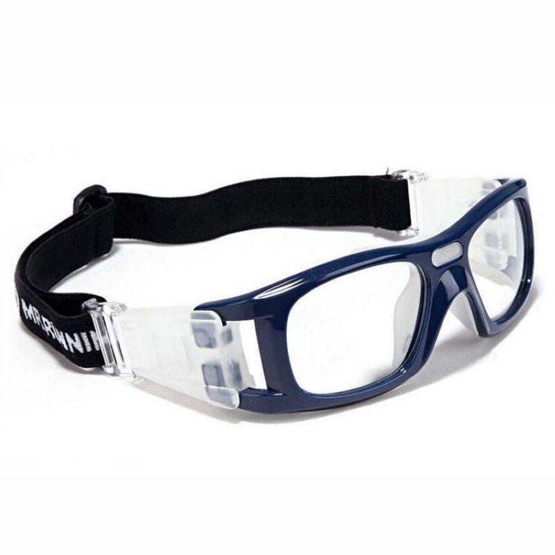 Wrap Around baloncesto de los anteojos del deporte para hombre claro ...