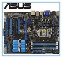 Free Shipping 100 Original Motherboard For Asus P8Z68 V LX DDR3 LGA 1155 RAM 32G Desktop