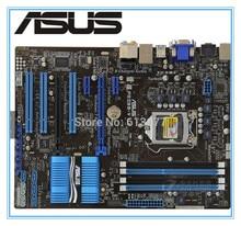 ASUS P8Z68-V LX  motherboard  DDR3 LGA 1155 mainboard Desktop  USB3.0 ATX Motherboard Free shipping