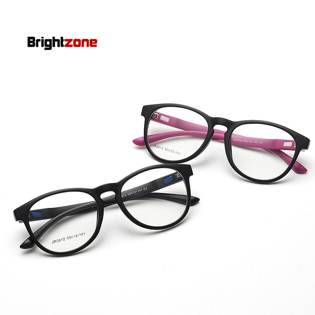 The new flat glasses frames dedicated neutral round frame glasses ...