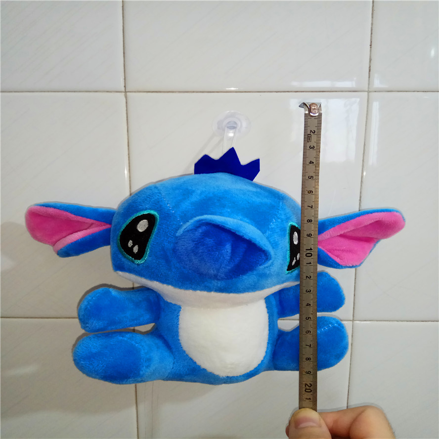 20CM Lilo and Stitch Plush Toy Soft Touch Stuffed Doll Figure Toy Birthday Gift*