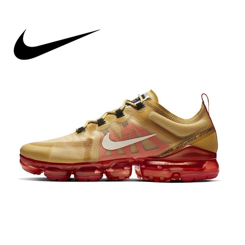 Original Authentic 2019 New Arrival NIKE Air VaporMax Mens Running Shoes Breathable Comfortable Sneakers Good QualityAR6631-701Original Authentic 2019 New Arrival NIKE Air VaporMax Mens Running Shoes Breathable Comfortable Sneakers Good QualityAR6631-701