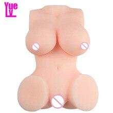 YUELV 1.5kg Sex Doll With Breast & Pussy Male Masturbation R
