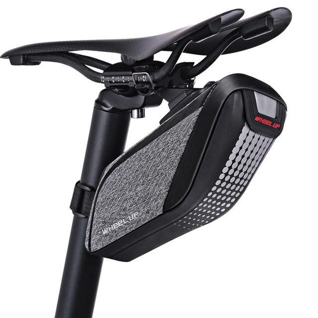 Колесо велосипеда сзади сумка 3D основа непромокаемые Светоотражающие противоударный Велоспорт сумка велосипед подседельная сумка