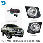2014-2018 4 DOORS L200 FOG LAMP FULL SET WITH BULB WIRE AND SWITCH PICK UP CHOOSE BASED ON PICTURE FOR MITSUBISHI PICKUP