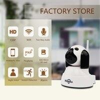 Hiseeu Security Camera Home Security IP Camera Wireless Wi Fi Camera Night Vision CCTV Indoor Smart