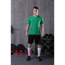 Mens soccer jersey maillot de foot homme 2016 2017 camiseta futbol jerseys soccer football jersey set #JJSX1602 Free shipping