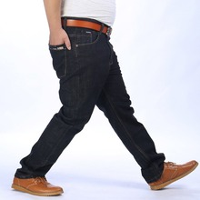 52 50 9XL 8XL 6XL 5XL jeans 2016 Cotton fashion designer High Qualtiy Men Jeans denim pants jeans wholesale High quality jeans