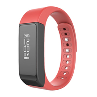 Red Silicone Led Sport Smart Bracelet Watch For Women Luxury Female Outdoor Run Watches New Fashion