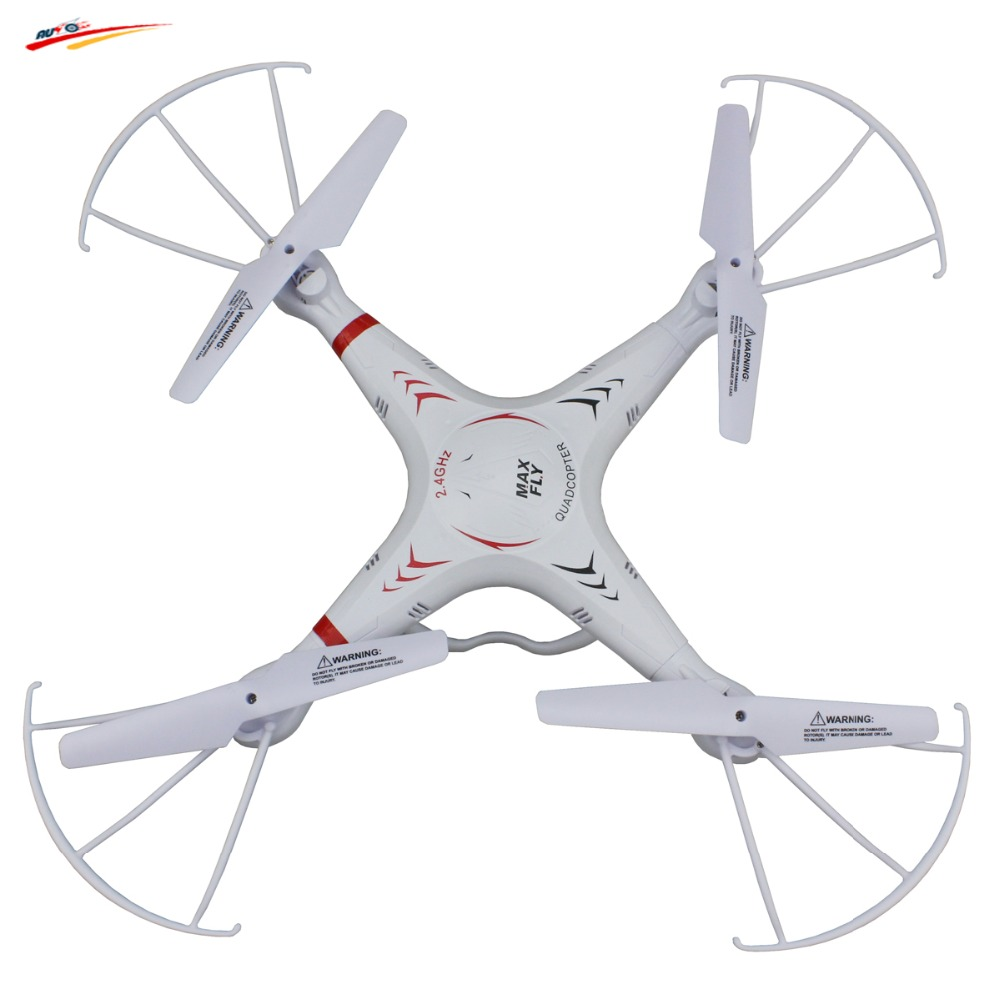 RC Drone 4CH 2.4Ghz 6-Axis Gyro Quadcopter UAV RTF Aircraft Headless Mode new arrival attop a5 2 4g 4ch 6 axis gyro rtf remote control quadcopter 180 360 degree flips aircraft drone toy 2016