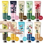 30g Plant Hand Cream Moisturizing Exfoliation Smooth Essence Brighten Skin Color Hand Care Products