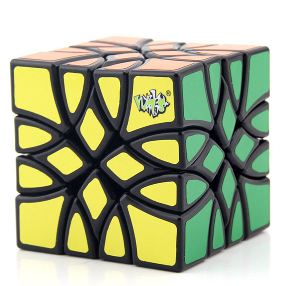 Magic Cubes Mo Yu Guo Guan Xing Hen M Magnetic Black 2*2*2 Pocket Magic Cubes Puzzle Speed Cube Educational Toys Gifts For Kids Children A Great Variety Of Goods