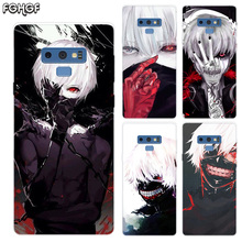Transparent Soft Print Back Case For Samsung Galaxy Note 8 9 5 4 3 C5 C7 C8 C9 Fundas Cover Coque Tokyo Ghoul transparent soft print back case for samsung galaxy note 8 9 5 4 3 c5 c7 c8 c9 fundas cover coque star wars darth vader yoda