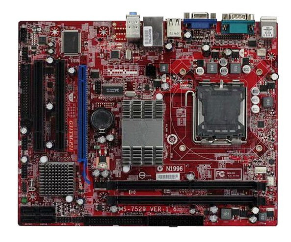 Para MSI G31TM-P21 MS-7529 Original utilizado placa base de escritorio G31M G31 Socket LGA 775 DDR2 Micro-ATX en venta