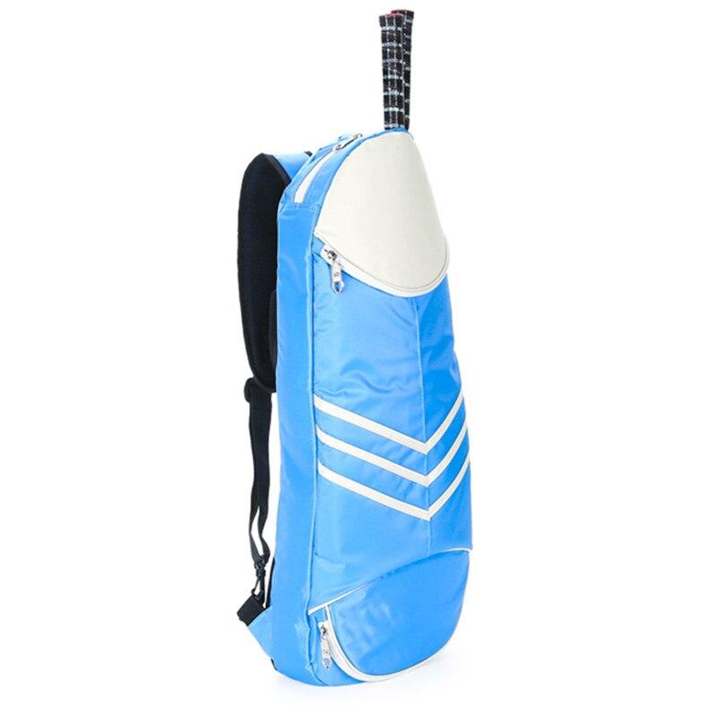 Outdoor Sports Bags For Women Badminton Racket Bag Badminton Racket Bags Tennis Racket Backpack Rucksack Bag For Men