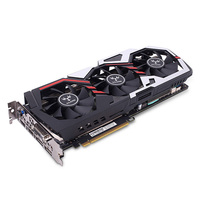 Original Colorful IGame GeForce GTX 1070 Ti U TOP Graphics Card 8008MHz 256bit 8GB GDDR5 DVI DP HDMI 90mm Fan Armor Backplane