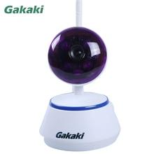 Gakaki 960P HD Wifi Wireless IP Camera Surveillance Home Security Night Vision Indoor CCTV Cam Baby