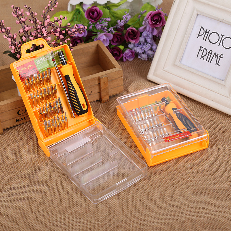 32PC Screwdriver Combination Set 32 In One Multi-function Notebook Maintenance Tool Screwdrive