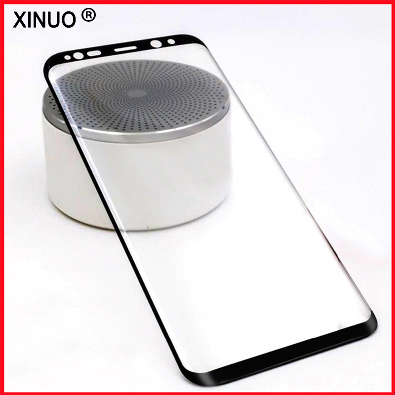 For Samsung Galaxy S8 S8+ S 8 S8Plus Glas 3 D Full Cover Tempered Glass For Samsung Galaxy S8 S8 Plus Screen Protector Film